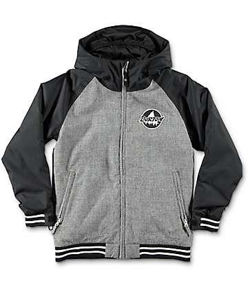Burton Game Day 5K chaqueta de snowboard para niños en negro