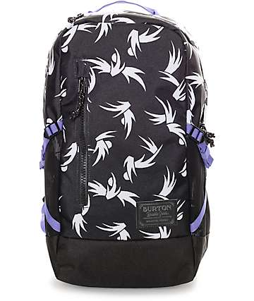 Burton Juniors Prospect Modern Floral Backpack