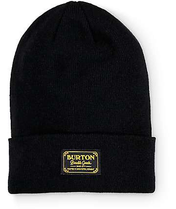 Burton Kactusbunch Black Tall Beanie