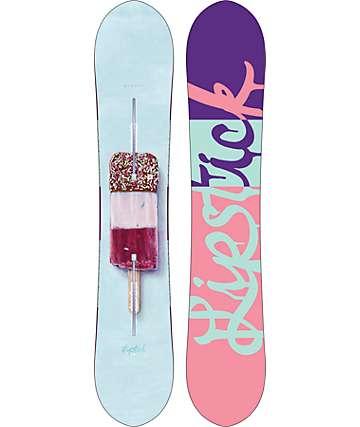 Burton Lipstick 149cm tabla de snowboard para mujeres