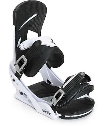 Burton Mission RE Flex Snowboard Bindings
