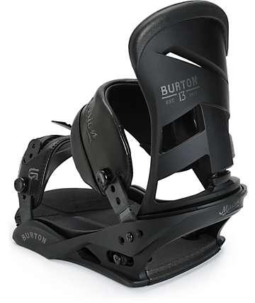 Burton Mission RE Flex fijaciones de snowboard