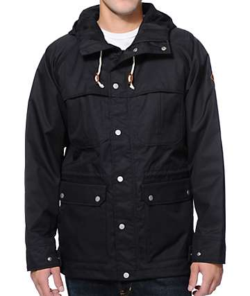 Burton Mountain 2L Black Jacket