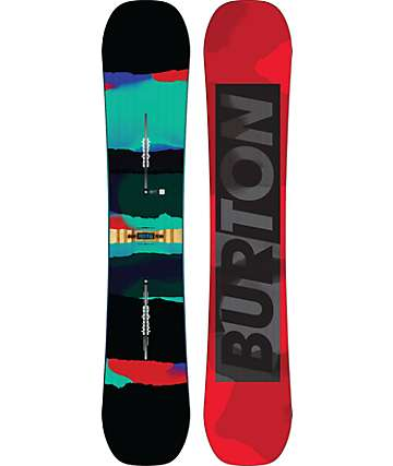 Burton Process Flying V 160cm Wide Snowboard