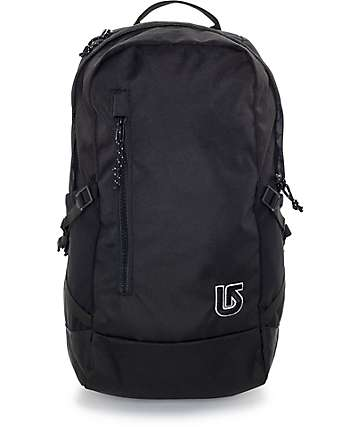Burton Prospect Black Triple Ripstop 21L Backpack