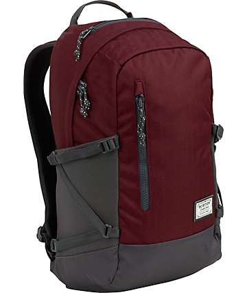 Burton Prospect Zinfandel Herringbone 21L Backpack