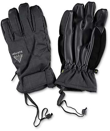Burton Pyro Black Under Gloves