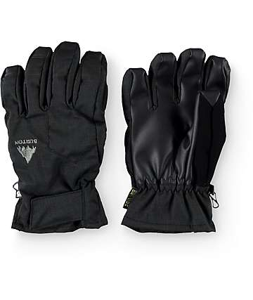 Burton Pyro Snowboard Under Gloves