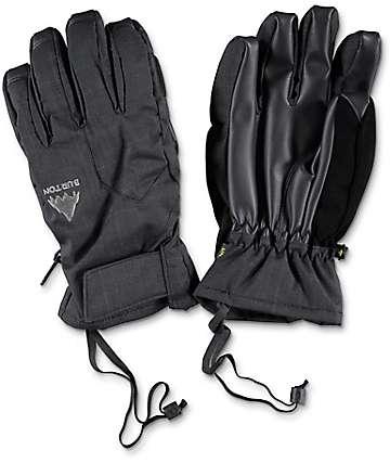 Burton Pyro guantes de snowboard en negro