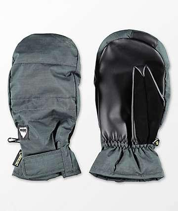 Burton Reverb Black Gore-Tex Snowboard Mittens