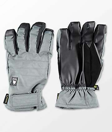 Burton Reverb Bog Heather Gore-Tex Snowboard Gloves