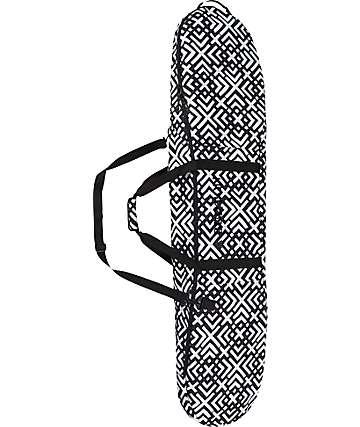 Burton Space Sack Geo Print 166 Snowboard Bag
