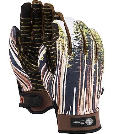 Burton Spectre Trees Snowboard Gloves