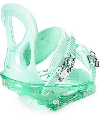 Burton Stiletto Mint Womens Snowboard Bindings