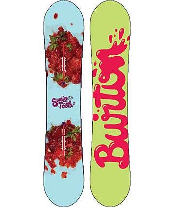 Burton Sweet Tooth 145cm Women's Snowboard