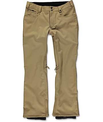 Burton TWC Greenlight 10K Kelp pantalones de snowboard