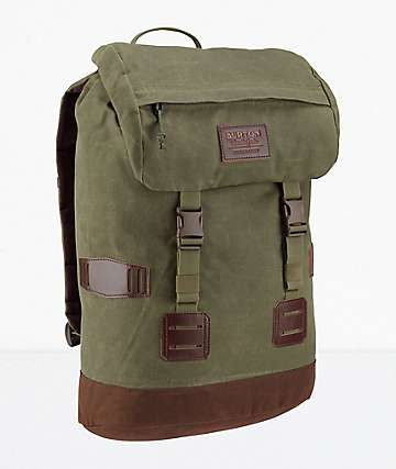 Burton Tinder Forest Night Waxed 25L Backpack