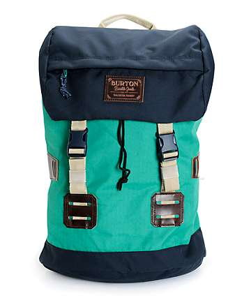 Burton Tinder Green Lake 25L Backpack