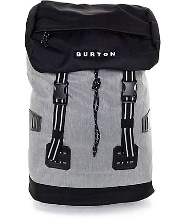 Burton Tinder Heather Grey 26L Backpack