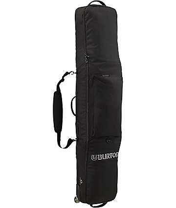 Burton Wheelie Gig Black Snowboard Bag