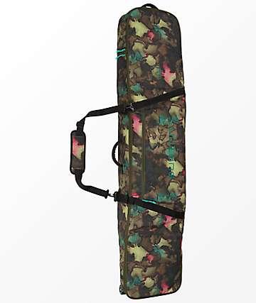 Burton Wheelie Gig Tea bolso de snowboard camuflado