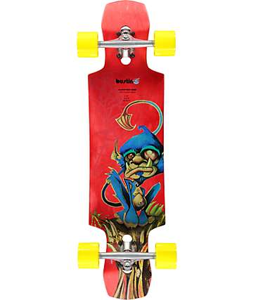 "Bustin Maestro Mini 34"" Drop Through Longboard Complete"