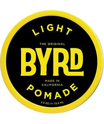 Byrd Hairdo Light Pomade