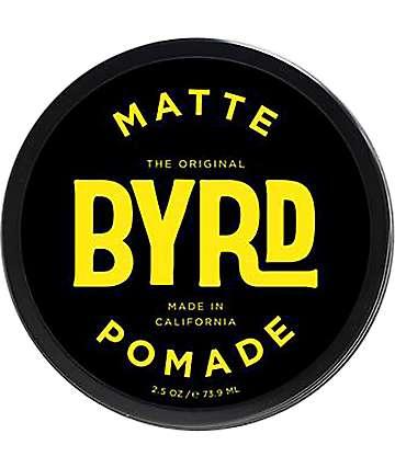 Byrd Hairdo Matte Pomade