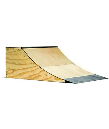 CA Build At Home 2ft Quarter Pipe Kit