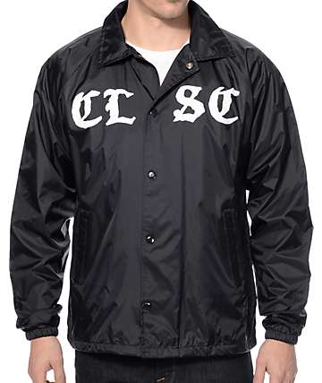 CLSC Always Ready Black Coach Jacket