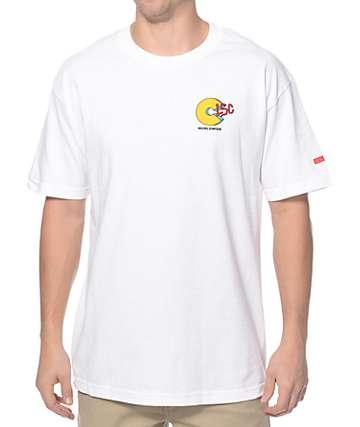 CLSC C-TV White T-Shirt