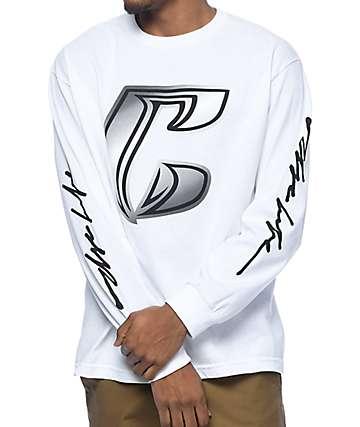 CLSC Dawgs camiseta blanca de manga larga