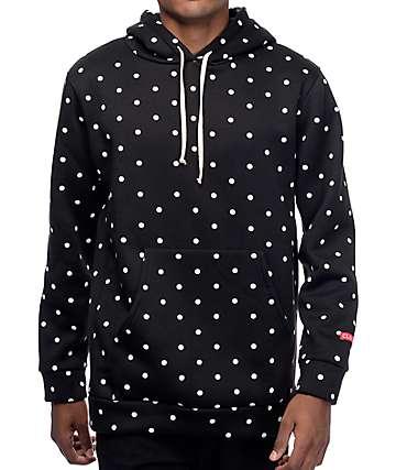 CLSC Dots Black Hoodie