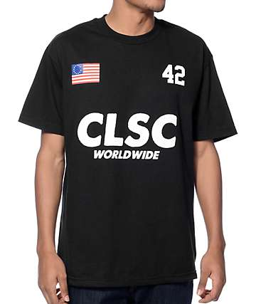 CLSC Golaso Black T-Shirt