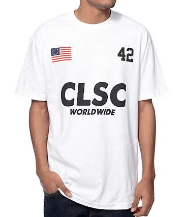 CLSC Golaso White T-Shirt