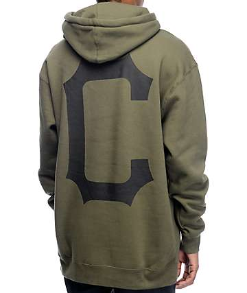 CLSC Practice Olive Pullover Hoodie