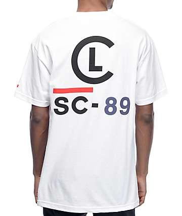 CLSC Sportsman White T-Shirt