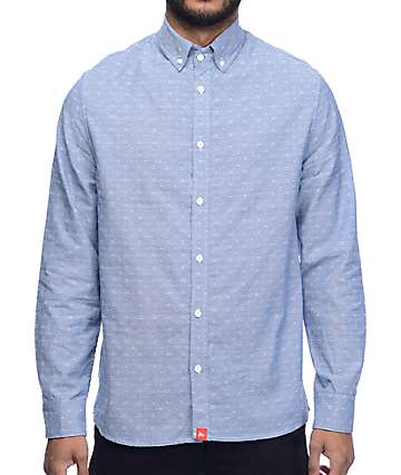 CLSC Uptown Blue Button Up Shirt
