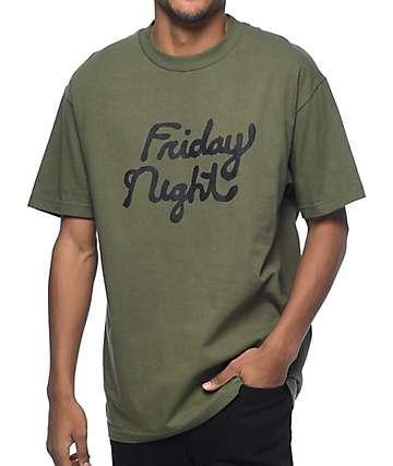 CLSC Viernes Olive T-Shirt