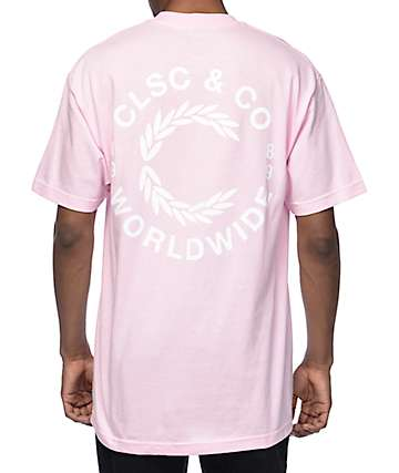 CLSC Wimbleon Pink T-Shirt