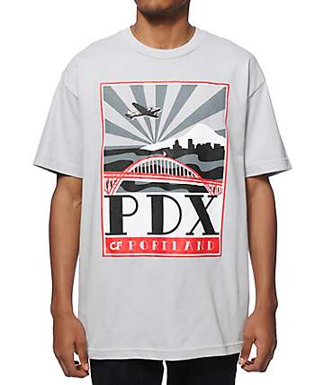 Cake Face OR PDX Deco T-Shirt