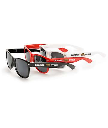 Cali Republic Classic Assorted Sunglasses