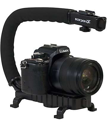 Cam Caddie Scorpion Jr. Stabilizing Camera Handle