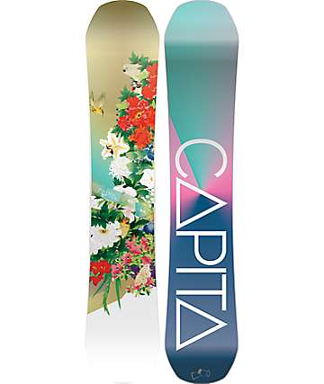Capita Birds Of A Feather 146cm tabla de snowboard para mujeres