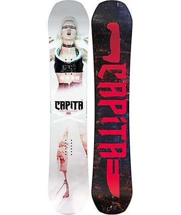 Capita Defenders Of Awesome 154cm Snowboard