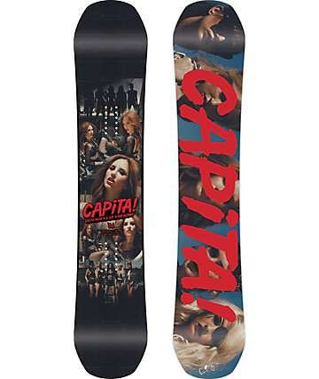 Capita Defenders Of Awesome 156cm Snowboard