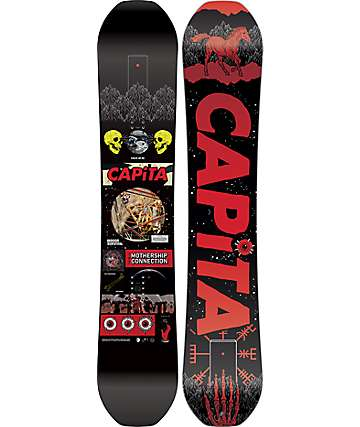 Capita Indoor Survival 158cm Snowboard