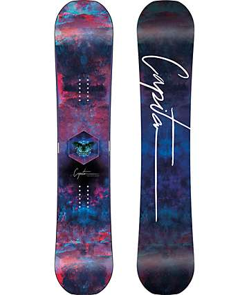 Capita Space Metal Fantasy 153cm Womens Snowboard