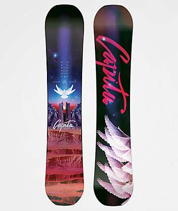 Capita Space Metal Fantasy Womens Snowboard