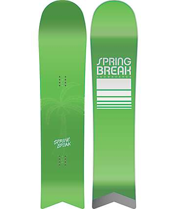 Capita Spring Break Slush Slasher 147cm Snowboard